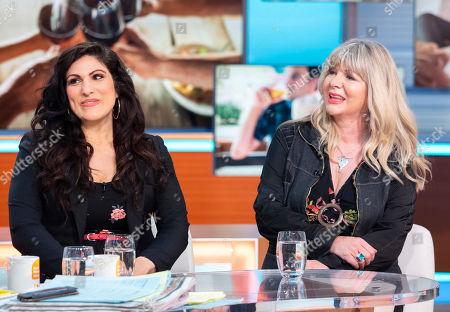 Editorial photo of 'Good Morning Britain' TV show, London, UK - 23 Apr 2019