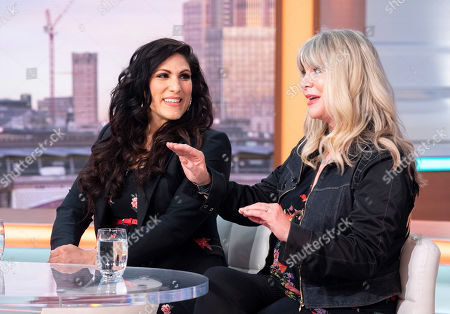 Editorial picture of 'Good Morning Britain' TV show, London, UK - 23 Apr 2019