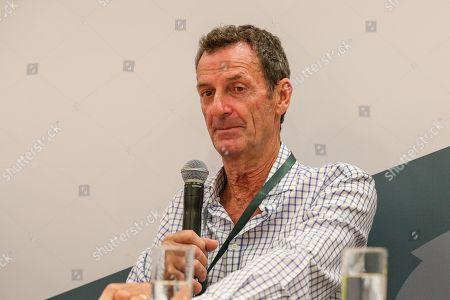 Sir Mark Todd, trainer of EMINENT (UK) entry for the FWD QEII Cup, Group 1, at the Press Conference, Champions Day race meeting, Hong Kong, Sha Tin Racecourse