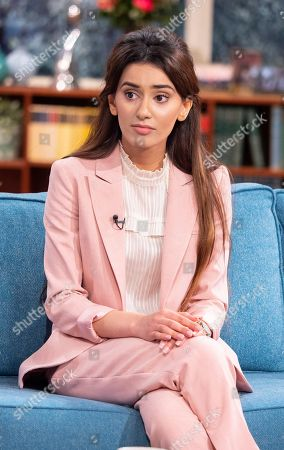 Editorial image of 'This Morning' TV show, London, UK - 23 Apr 2019
