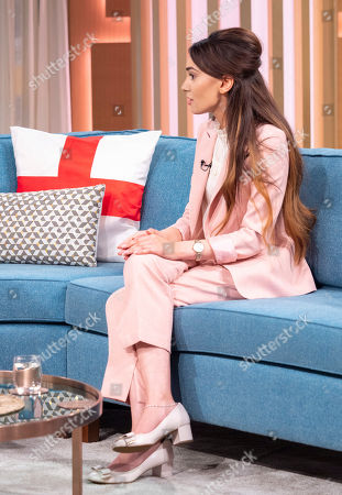 Editorial photo of 'This Morning' TV show, London, UK - 23 Apr 2019