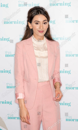 Editorial picture of 'This Morning' TV show, London, UK - 23 Apr 2019