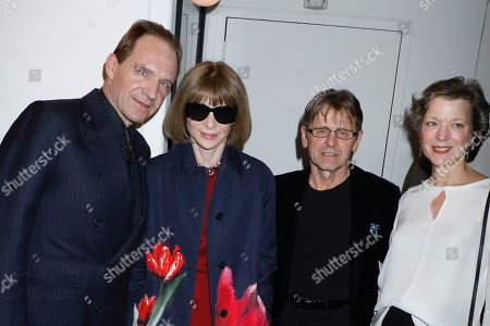 Editorial picture of 'The White Crow' special film screening, New York, USA - 22 Apr 2019