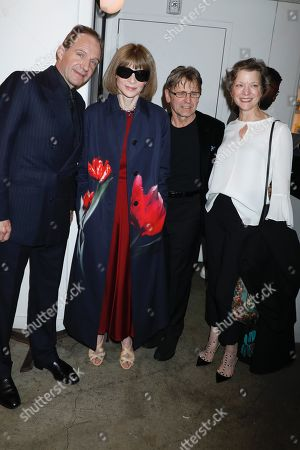 Editorial photo of 'The White Crow' special film screening, New York, USA - 22 Apr 2019