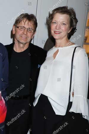 Editorial image of 'The White Crow' special film screening, New York, USA - 22 Apr 2019