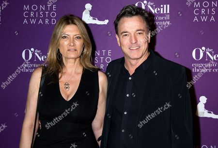 Editorial picture of Monte Cristo Awards Honors John Logan, New York, USA - 22 Apr 2019