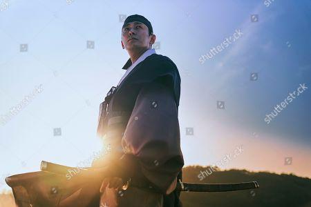 Stock Picture of Ju Ji-hun as Chang