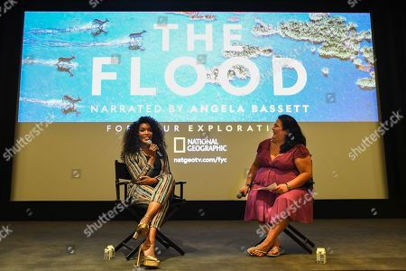 Editorial picture of National Geographic's 'The Flood' TV show FYC Screening and Q&A, Hollywood, Los Angeles, USA - 22 Apr 2019