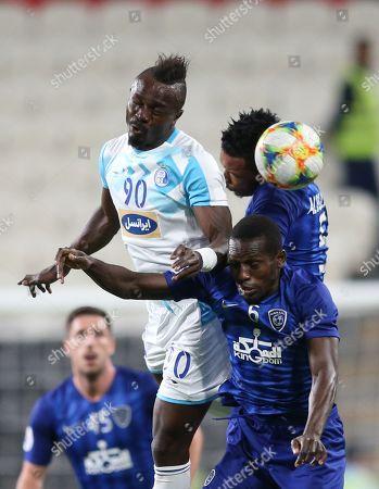 Editorial photo of Al Hilal FC vs Esteghlal F.C., Abu Dhabi, United Arab Emirates - 23 Apr 2019