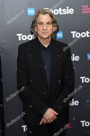 Editorial image of 'Tootsie' Broadway play opening night, Arrivals, Marquis Theater, New York, USA - 23 Apr 2019