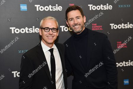 Editorial picture of 'Tootsie' Broadway play opening night, Arrivals, Marquis Theater, New York, USA - 23 Apr 2019
