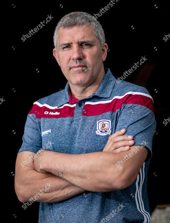 Stock Picture of Galway manager Kevin Walsh