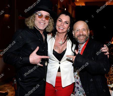 Big Kenny Alphin, Christiev Carothers Alphin and Michael Dorf