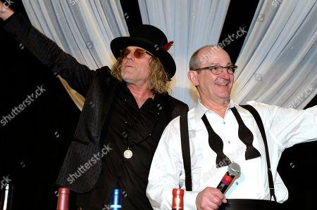 Big Kenny and Tom Black