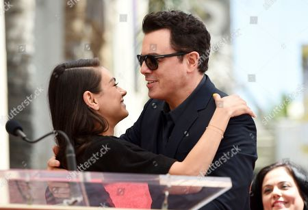 Editorial picture of Seth MacFarlane Honored with a Star on the Hollywood Walk of Fame, Los Angeles, USA - 23 Apr 2019