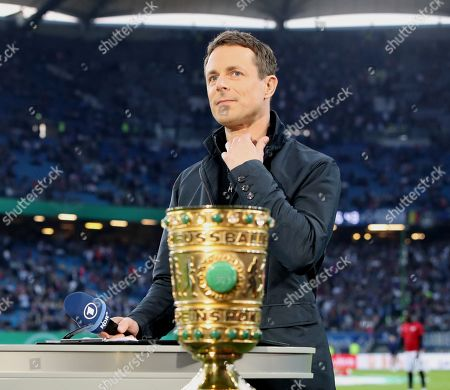 Editorial photo of Football: Germany, DFB Cup, Hamburg - 23 Apr 2019