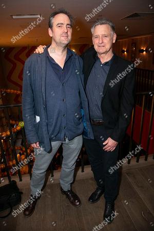 Jeremy Herrin (Director) and Bill Pullman (Joe Keller)