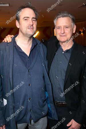 Stock Picture of Jeremy Herrin (Director) and Bill Pullman (Joe Keller)