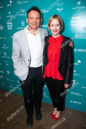 Matthew Warchus (Artistic Director) and Lauren Ward