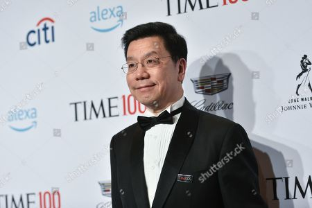 Editorial picture of Time 100 Gala, Arrivals, Jazz at Lincoln Center, New York, USA - 23 Apr 2019