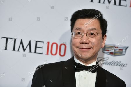 Stock Photo of Kai-Fu Lee