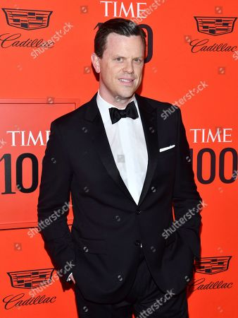 Willie Geist attends the Time 100 Gala, celebrating the 100 most influential people in the world, at Frederick P. Rose Hall, Jazz at Lincoln Center, in New York
