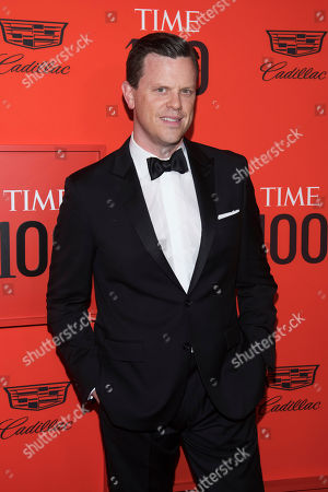 Willie Geist attends the 2019 Time 100 Gala, celebrating the 100 most influential people in the world, at Frederick P. Rose Hall, Jazz at Lincoln Center, in New York