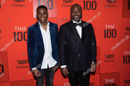Jordan E. Cooper, Lee Daniels. Jordan E. Cooper and Lee Daniels attend the 2019 Time 100 Gala, celebrating the 100 most influential people in the world, at Frederick P. Rose Hall, Jazz at Lincoln Center, in New York