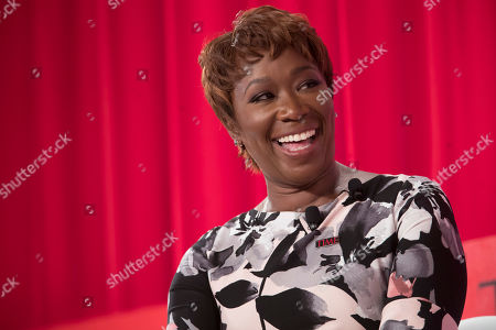 Joy Reid speaks during the during the TIME 100 Summit, in New York
