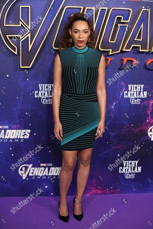 Editorial photo of 'Avengers: Endgame' film premiere, Arrivals, Capitol Cinema, Madrid, Spain - 23 Apr 2019