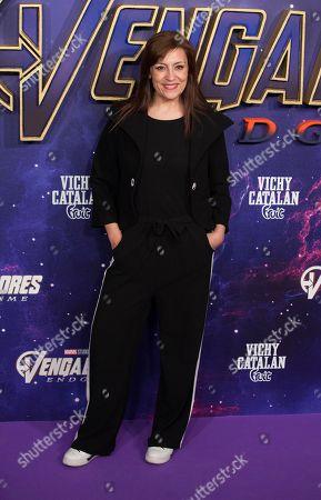Editorial picture of 'Avengers: Endgame' film premiere, Arrivals, Capitol Cinema, Madrid, Spain - 23 Apr 2019