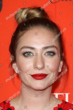 Editorial image of TIME 100 Gala Celebrating the 100 Most Influential People in the World 2019 - Red Carpet Arrivals, New York, USA - 23 Apr 2019