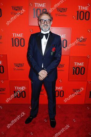 Stock Picture of Massimo Bottura