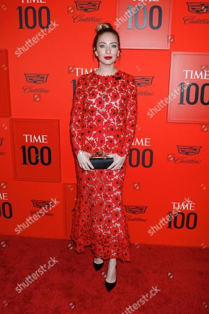 Stock Picture of Whitney Wolfe