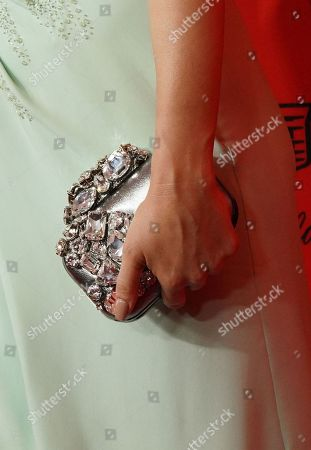 Sophia Bush, bag detail