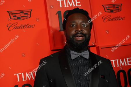 Stock Picture of Marlon James