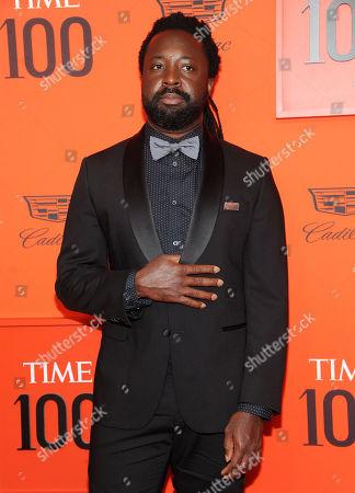 Stock Photo of Marlon James