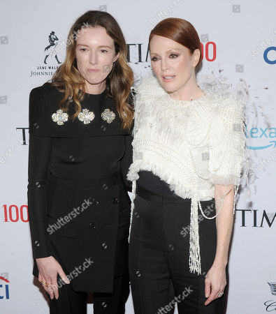 Clare Waight Keller, Julianne Moore