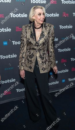 Editorial photo of 'Tootsie' Broadway play opening night, After Party, Marquis Theater, New York, USA - 23 Apr 2019