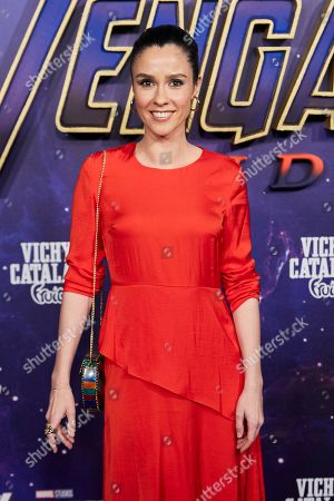Editorial picture of 'Avengers: Endgame' film premiere, Madrid, USA - 23 Apr 2019
