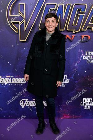 Stock Picture of Eva Hache