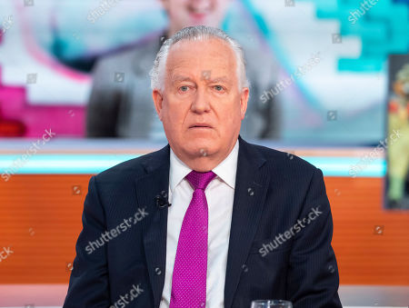 Stock Image of Lord Peter Hain
