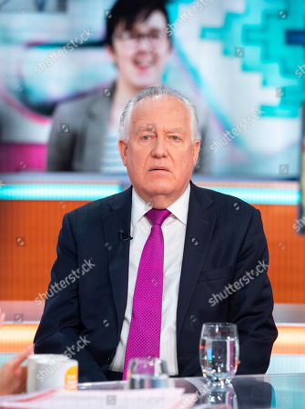 Editorial image of 'Good Morning Britain' TV show, London, UK - 24 Apr 2019
