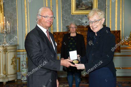 Vega Medal ceremony, Stockholm