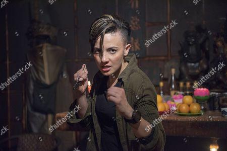 Alin Sumarwata as LCpl. Gracie Novin