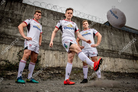 Editorial photo of Kingspan Ulster Rugby Media Event  - 24 Apr 2019