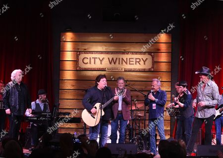Stock Picture of T. Graham Brown, Marty Raybon, John Berry, Jimmy Fortune, Trace Adkins