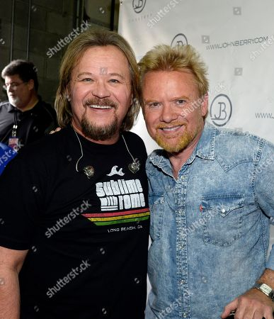 Travis Tritt and Lee Roy Parnell