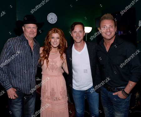 Tracy Lawrence, Andrea Pearson, Bryan White, Tim Rushlow