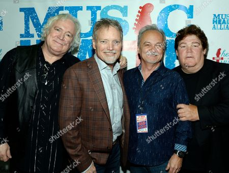 T. Graham Brown, John Berry, Jimmy Fortune, Marty Raybon
